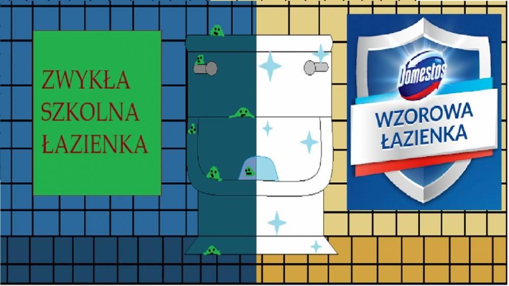 Wzorowa łazienka Głosuj Na Naszą Szkołę Szkoła